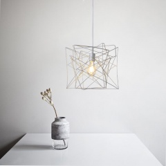 Creative Irregular Metal Pendant Light