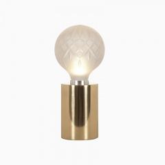 Crystal Bulb LED Table Lamp