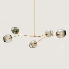 Carmen Bubble Contemporary Ceiling Pendant Light