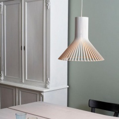 Koho Wooden Pendant Light