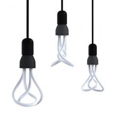 Plumen Replica Fluorescent Bulb Designer 13W light bulb (3 or 6 pack)