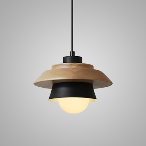 Craftsman Style 1 Light Mini Pendant