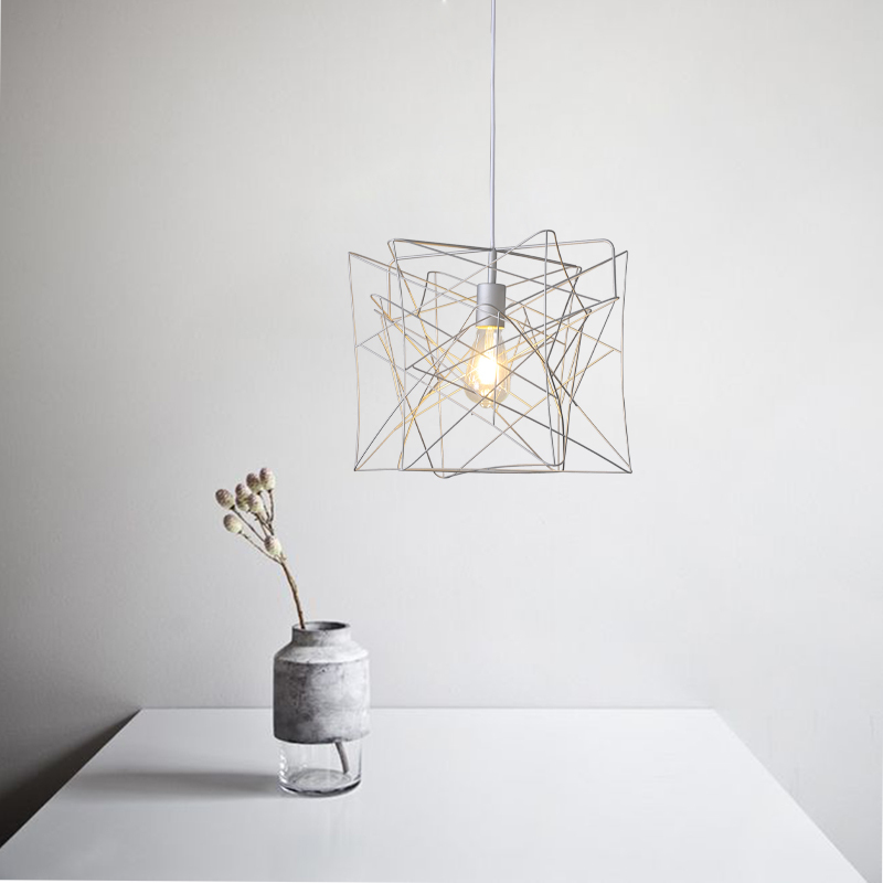 Creative Irregular Metal Pendant Light