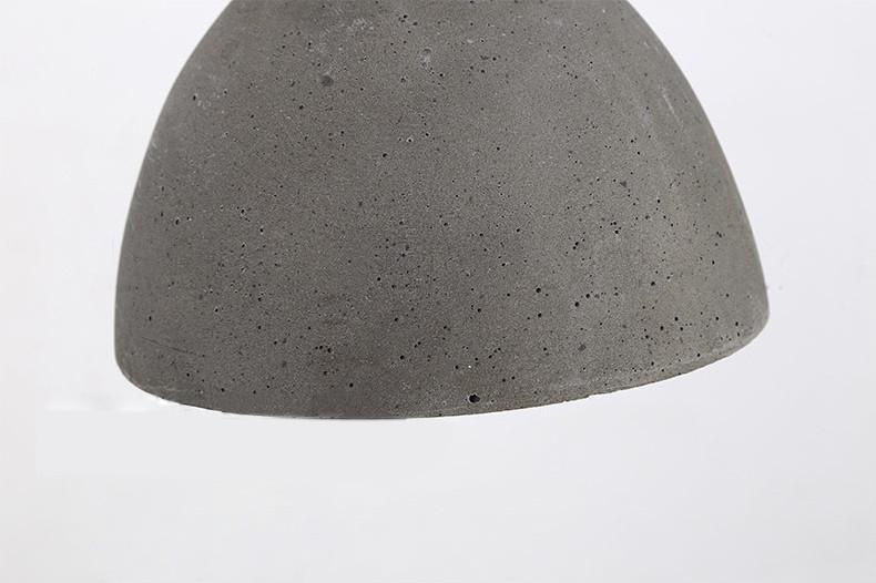 Adagio Concrete Loft Pendant Light
