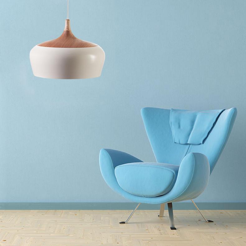 Kalmar Minimalist Scandinavian Pendant Light