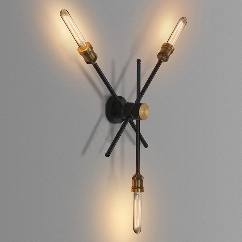 Circa wall light - 3 heads