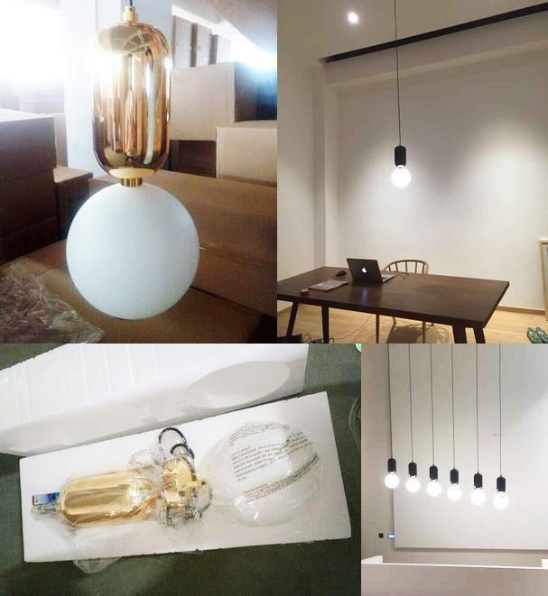 Aball Minimalist Pendant Light