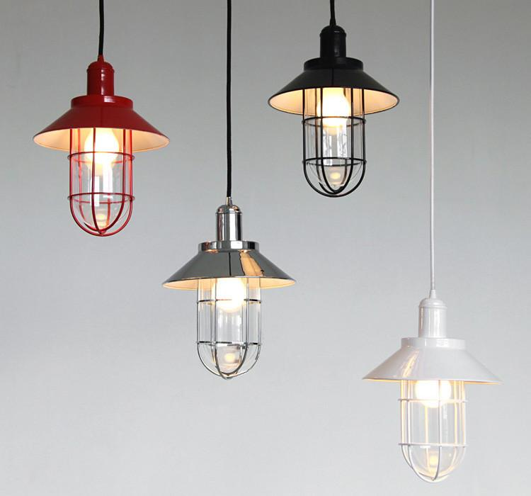 Barn Pendant Light