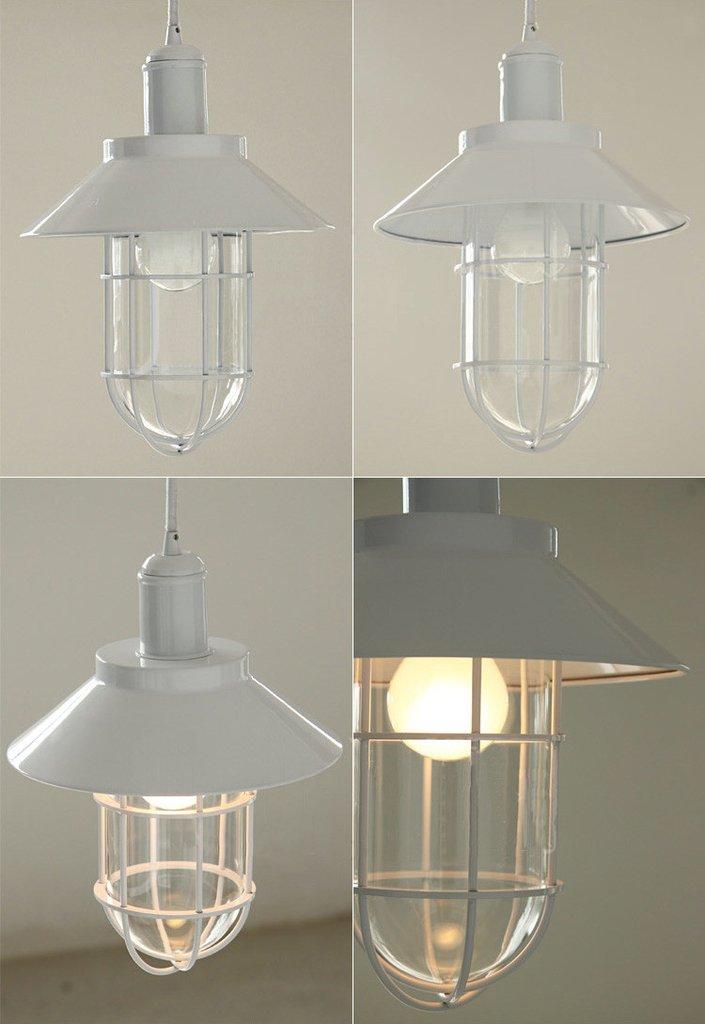Barn Pendant Light