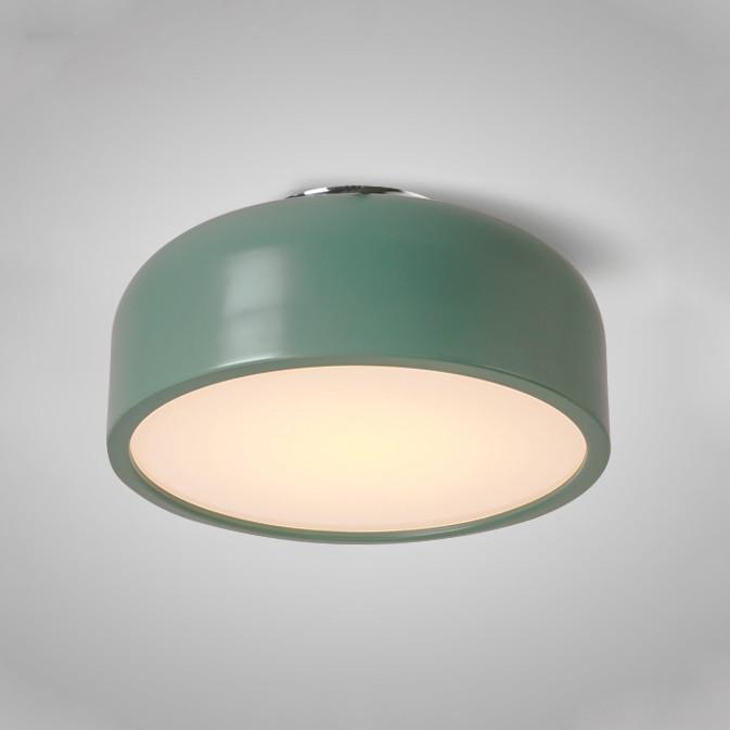 Pastel round smithfield ceiling light
