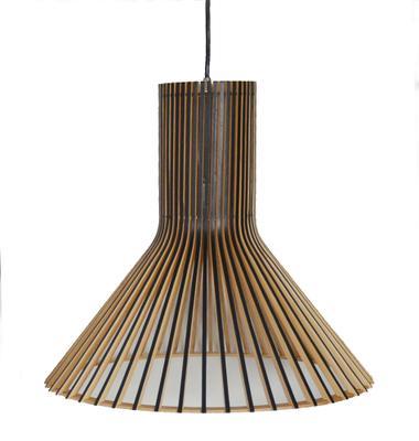 Koho Wooden Pendant Light