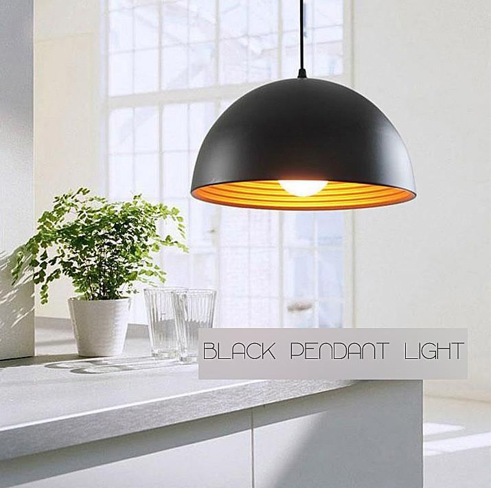 Semi Circular Modern Pendant Light