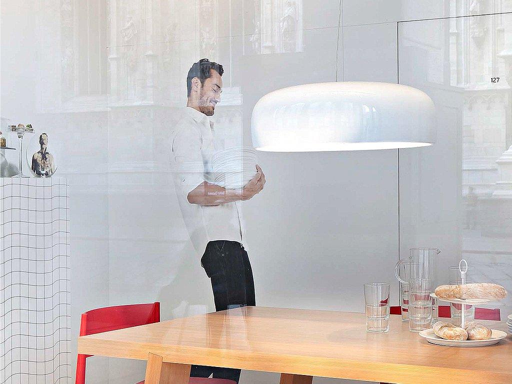 Smithfield Suspension Hanging Ceiling Light